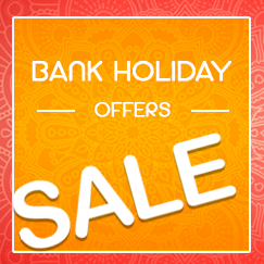 BANK HOLIDAY OFFERS Event