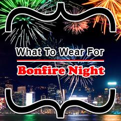 Bonfire Night Event
