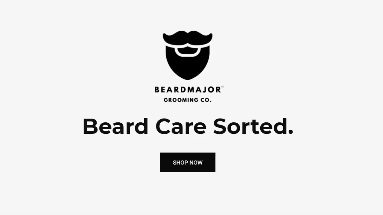 Beard Majorvoucher code